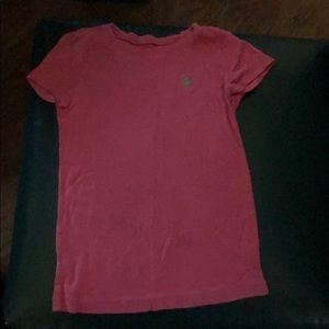 Lil girl polo size 5